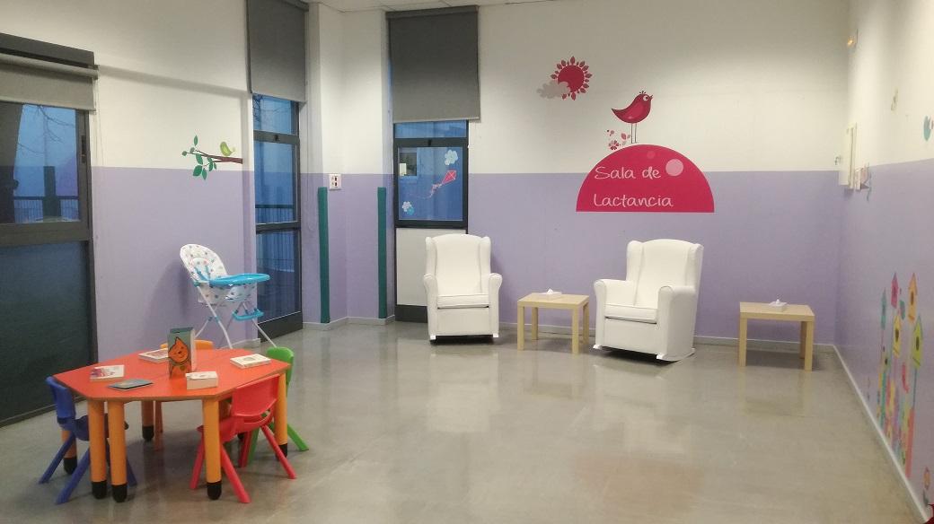 Mejora de las instalaciones del Centro Educativo Infantil Vera